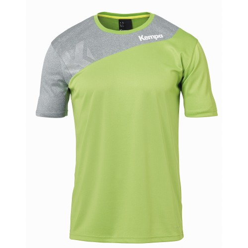 Kempa Core 2.0 Jersey Kids green/gray