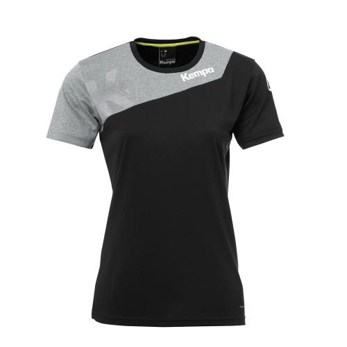 Kempa Core 2.0 Jersey Women black/gray