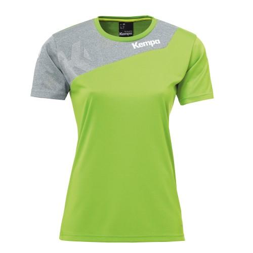 Kempa Core 2.0 Jersey Women green/gray