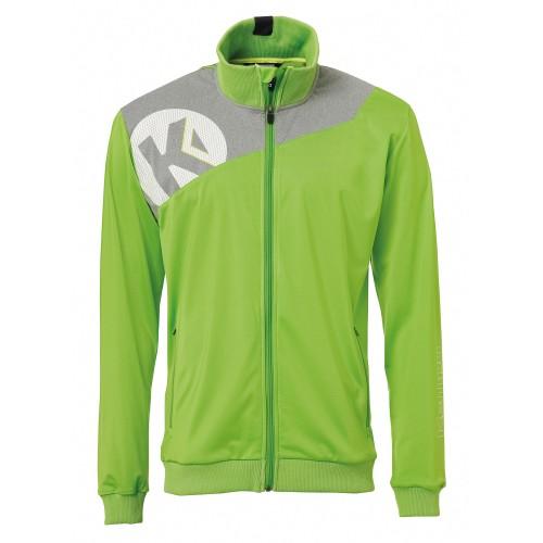 Kempa Core 2.0 Poly Jacket Kids green/gray