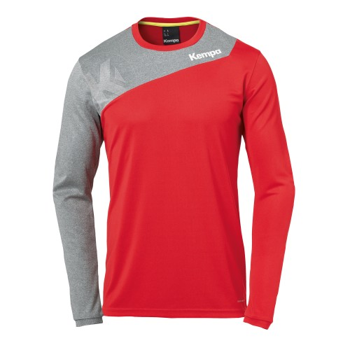 Kempa Core 2.0 Longsleeve red