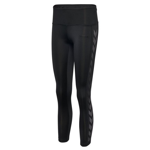 Hummel Classic Bee Edit Tight Damen schwarz