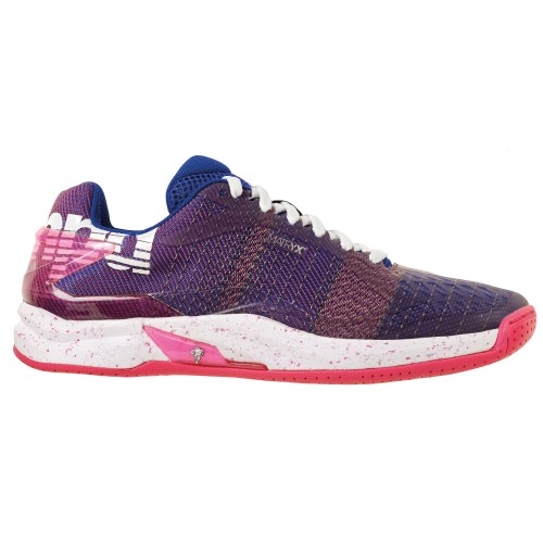 Kempa Handball shoes Attack One Contender Women purple/pink