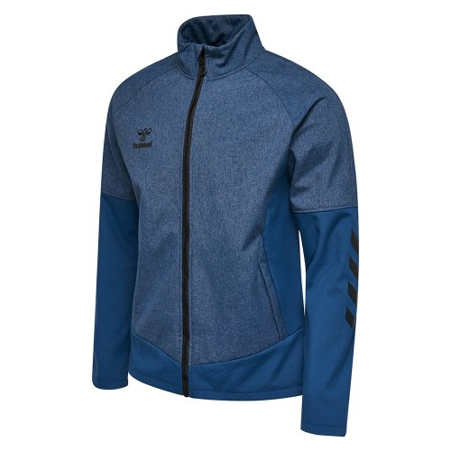 Hummel Classic Bee Asser Jacket dark dark blue