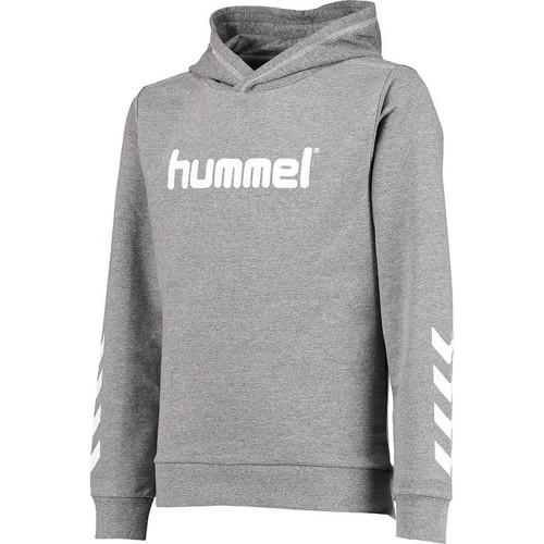 Hummel Kess Noos Hoodie gray/white