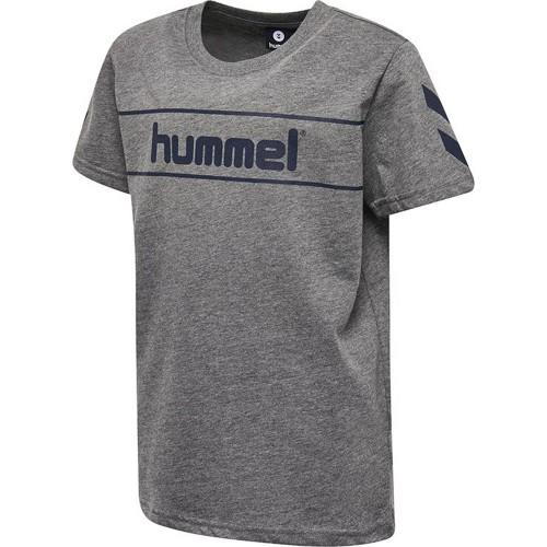 Hummel Jaki T-Shirt Kinder grau