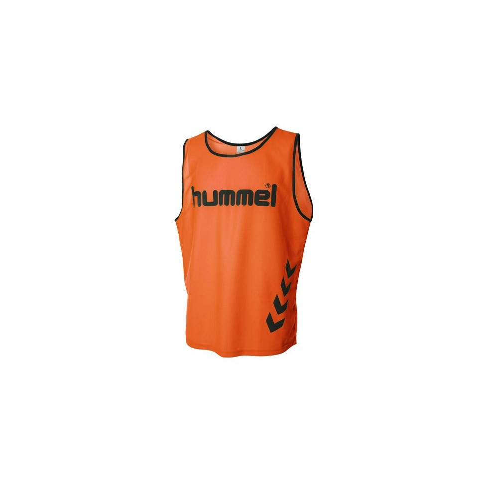 Hummel Markierungsleibchen 10er Set orange