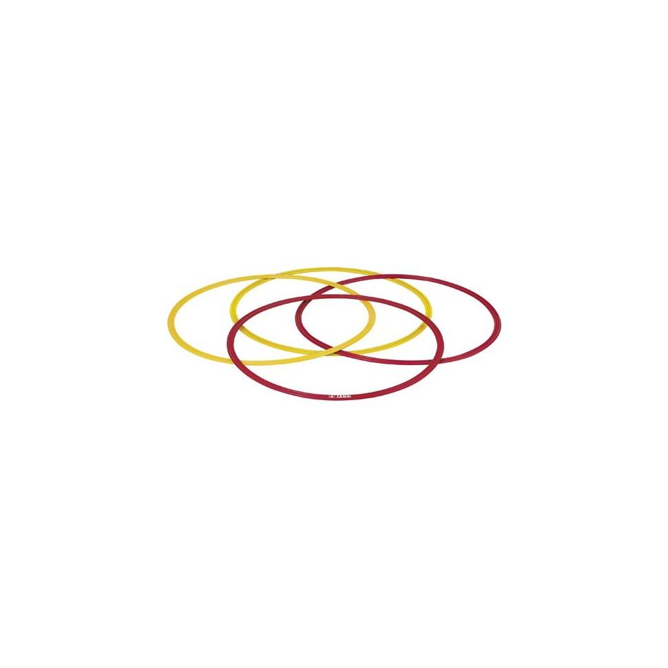 Jako Reifen-Set (Farbe: gelb)