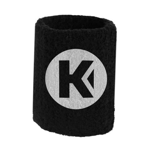 Kempa Schweißband lang schwarz