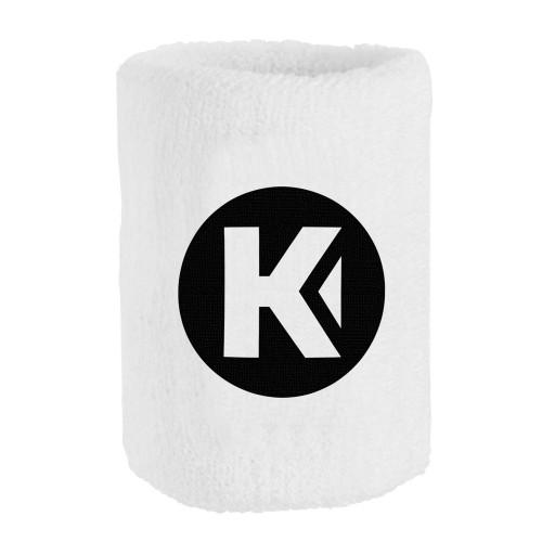 Kempa Schweißband lang weiß