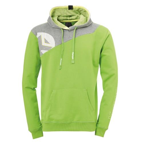 Kempa Core 2.0 Hoody lightgreen/gray
