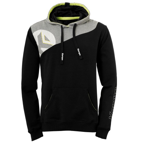 Kempa Core 2.0 Hoody Kids black/gray