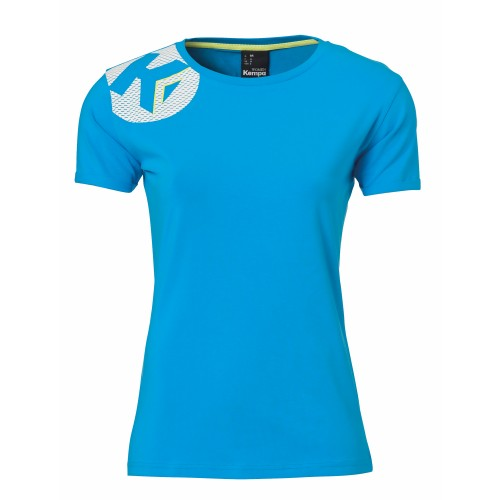 Kempa Core 2.0 T-Shirt Damen hellblau