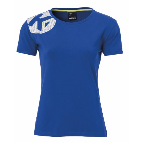 Kempa Core 2.0 Tee women royal