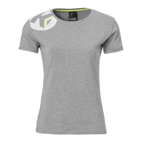 Kempa Core 2.0 Tee women gray
