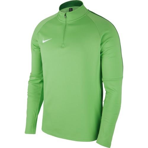 Nike Drill Top Dry Academy 18 grün