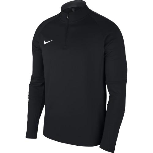 Nike Drill Top Dry Academy 18 schwarz