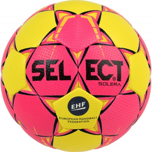 Select Handball Solera pink/yellow