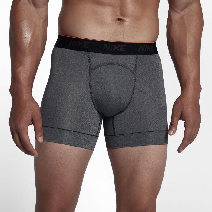 Nike Boxer Shorts grau
