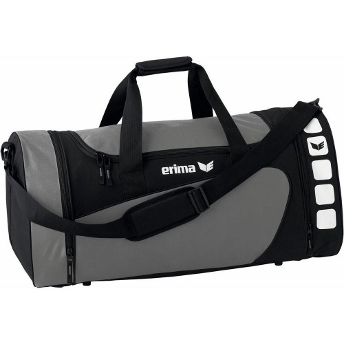 Erima Sports bag Club 5 Line granit/black small