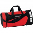 Erima Sports bag Club 5 Line rot/black large