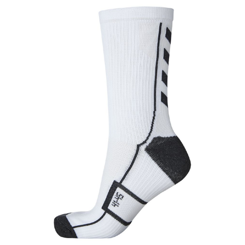 Hummel Tech Indoor Sock low weiß/grau