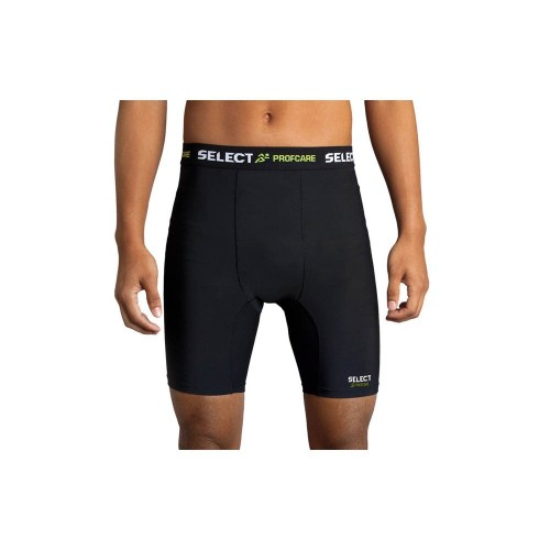 Select Compression Trousers black