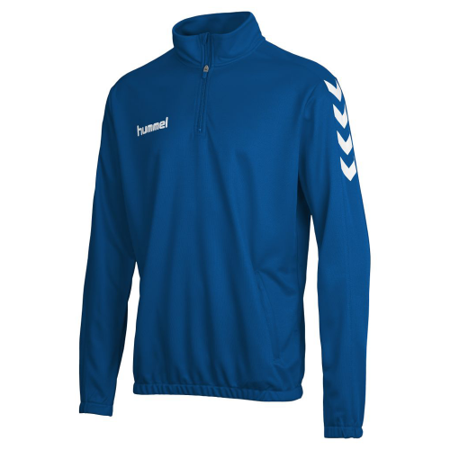 Hummel Core 1/2 Zip Sweat dunkelblue