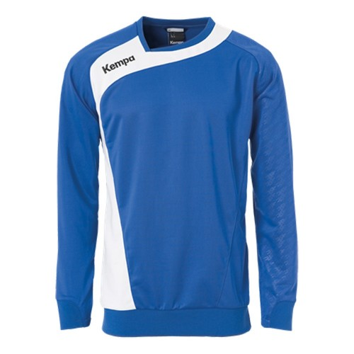 Kempa Peak Trainings-Top royal/white