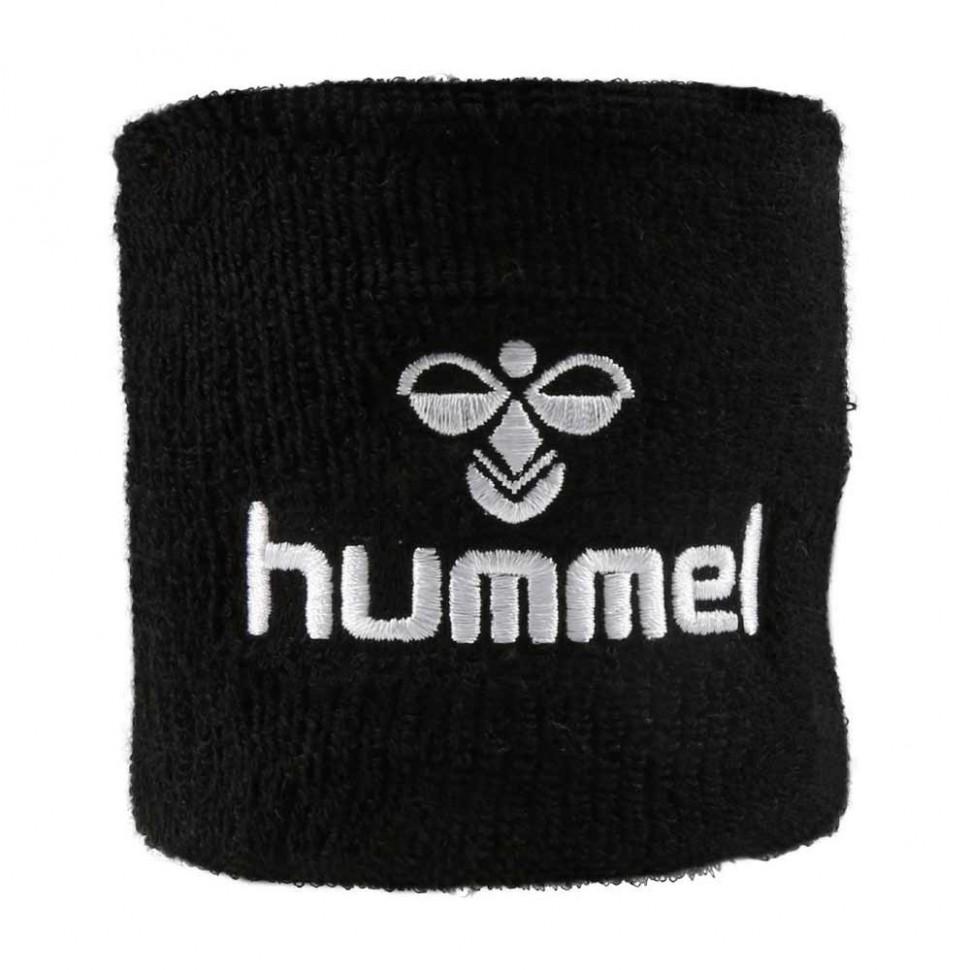 Hummel Old School Small Schweissband schwarz/weiß