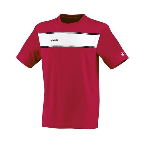 Jako Player Kids T-Shirt rot/white