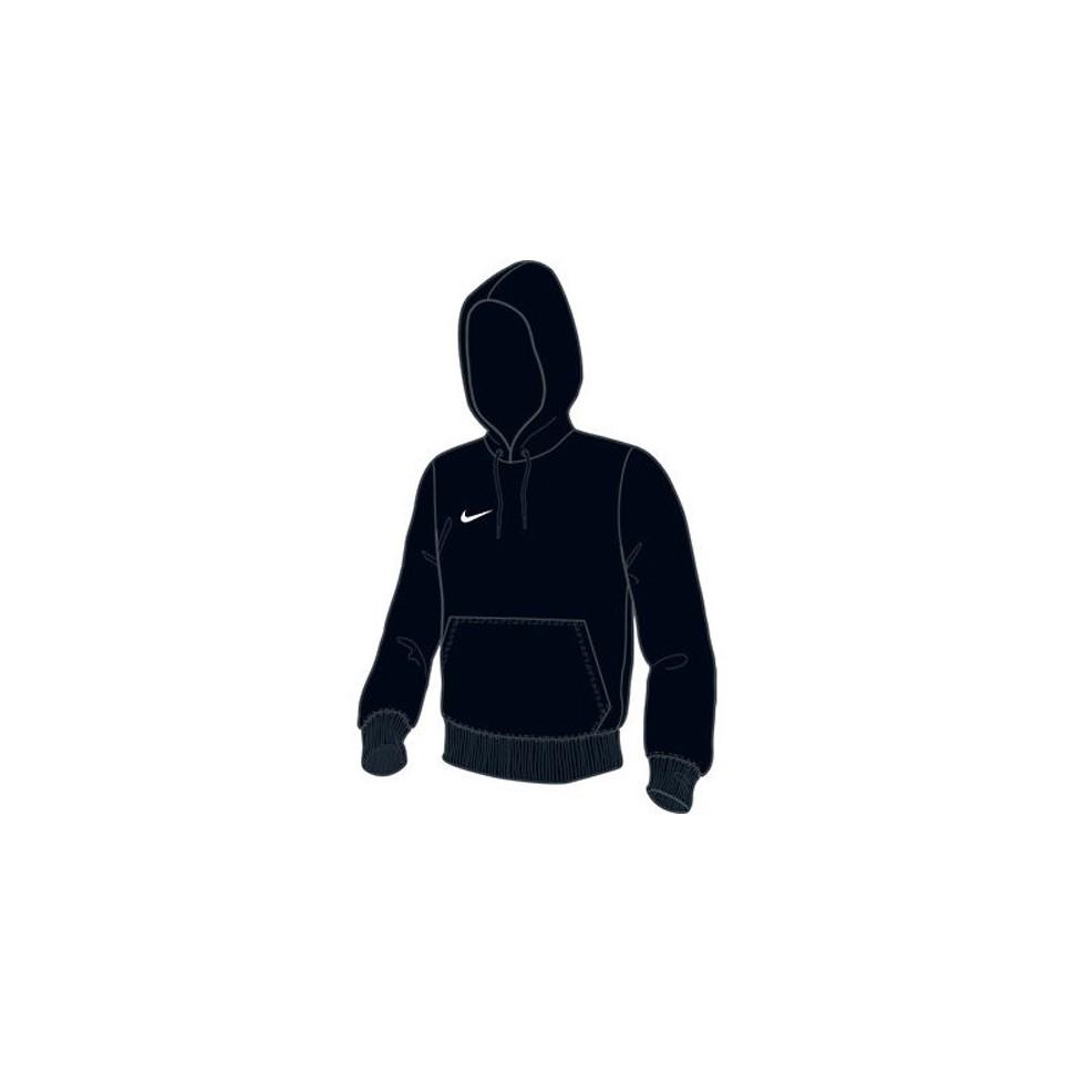 Nike Kids-Kapuzen-Sweatshirt Team Club Hoody black