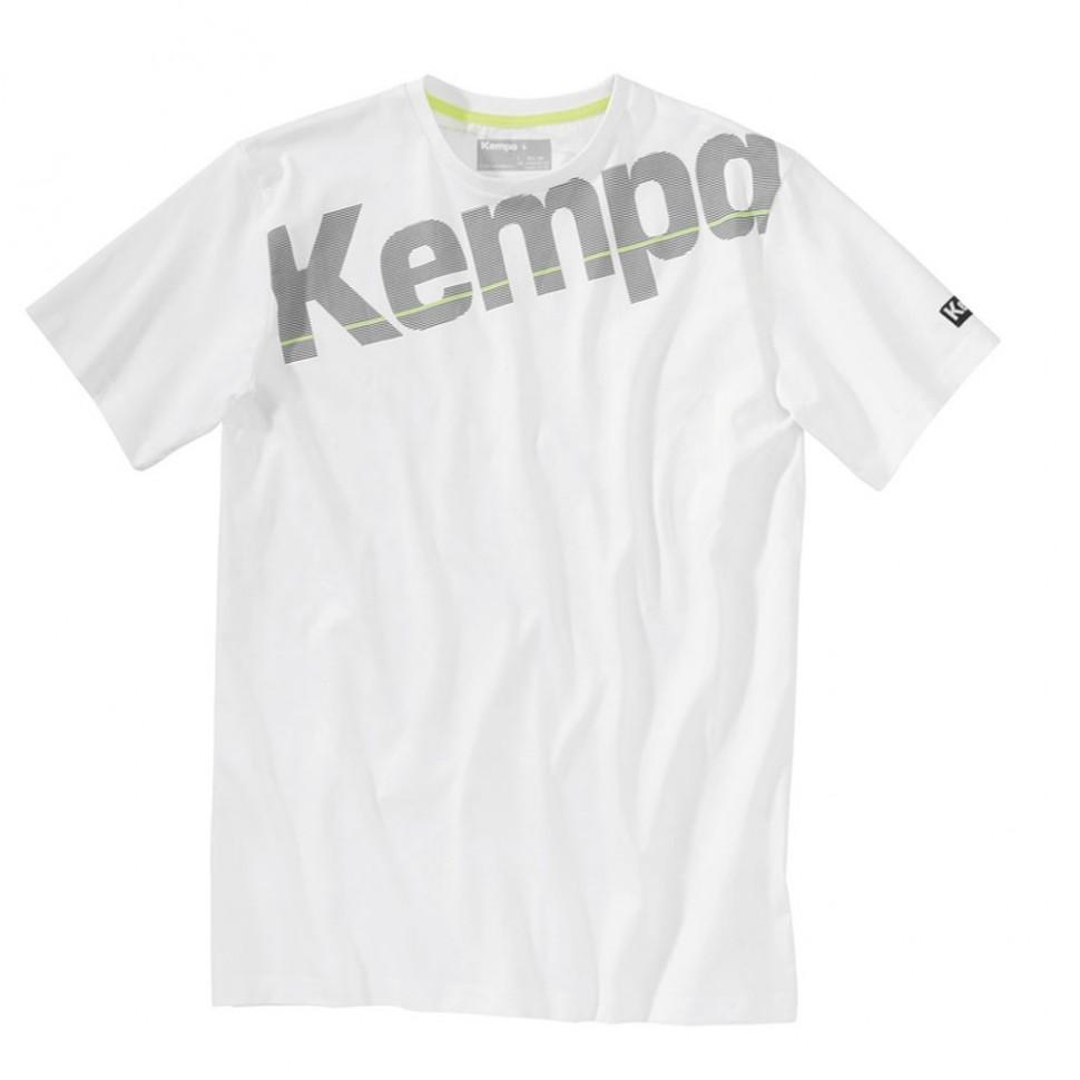Kempa Core Cotton Shirt white