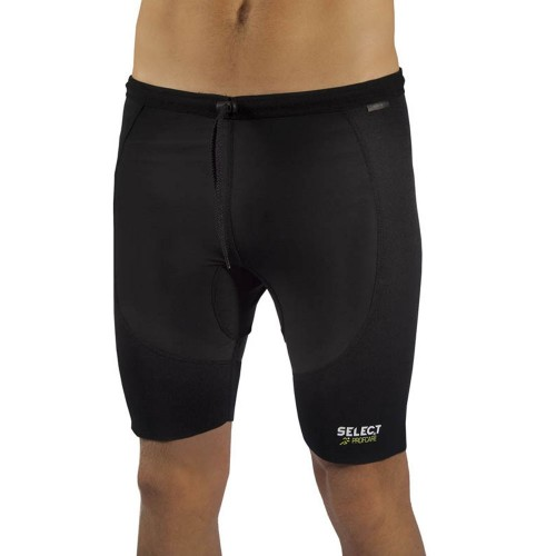 Select Quilted Pants mit Lycra black