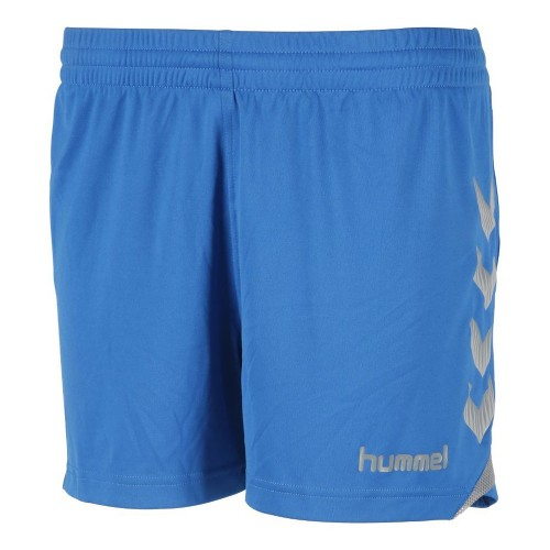 Hummel Tech-2 Knitted Short Damen blau