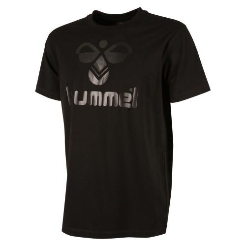 Hummel Classic Bee Baumwoll T-Shirt Kinder schwarz