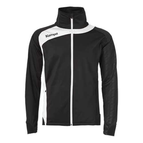 Kempa Peak Multi Jacket black/white