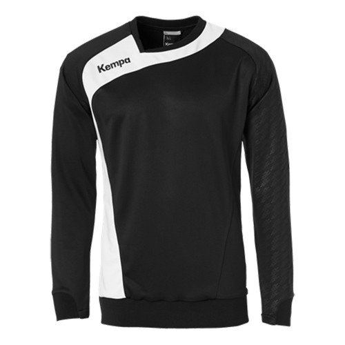 Kempa Peak Trainings-Top for Kids black/white