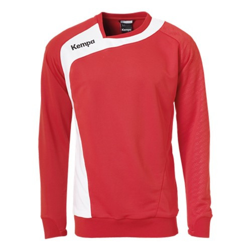 Kempa Peak Trainings-Top for Kids rot/white