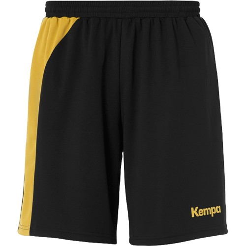 Kempa DHB Short Elite Version für Kinder schwarz/gold