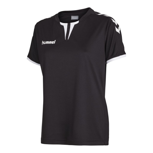 Hummel Woman-Jersey Core SS Poly Jersey black
