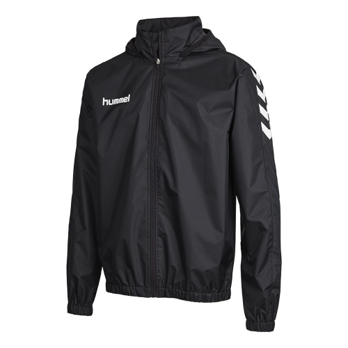 Hummel Core Raincoat black