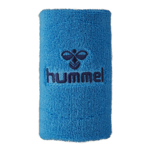 Hummel Old School Large Schweissband blau