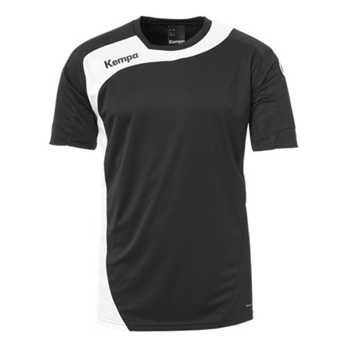 Kempa Peak Jersey for Kids black/white