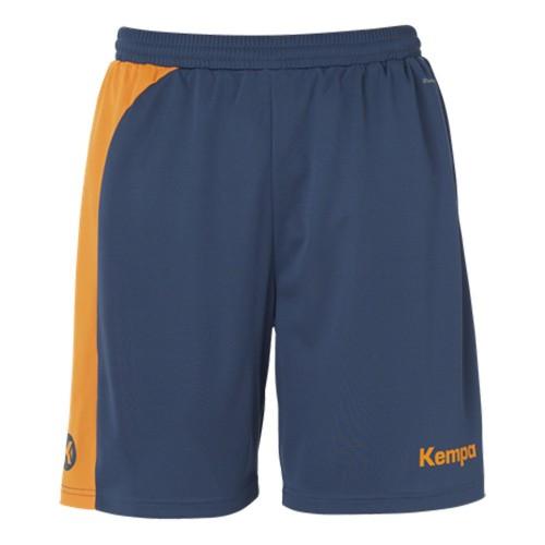 Kempa Peak Short for Kids prtol/orange