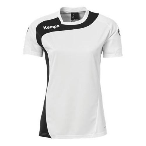 Kempa Peak Trikot Women weiß/schwarz