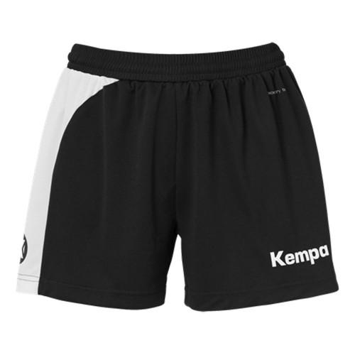 Kempa Peak Short Women schwarz/weiß