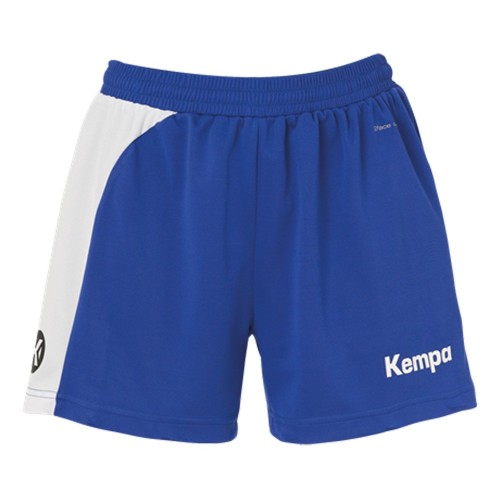 Kempa Peak Short Women royal/weiß