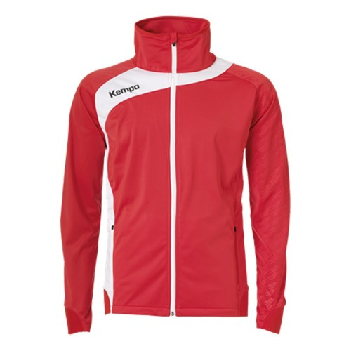 Kempa Peak Multi Jacket for Kids rot/white