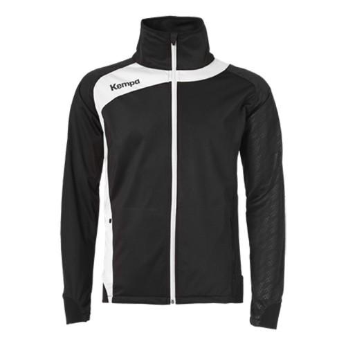 Kempa Peak Multi Jacke für Kinder schwarz/weiß